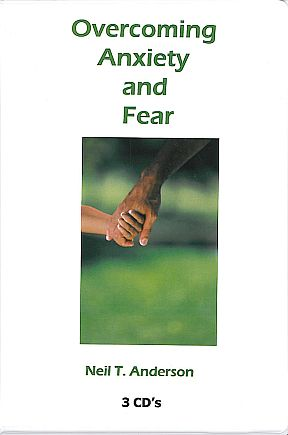 Overcoming Anxiety and Fear CD Set