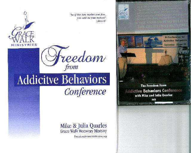 Addictive Behaviors Conference DVD and Conference Manual