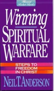 "Large Image of ""Winning Spiritual Warfare"" by Neil T. Anderson"