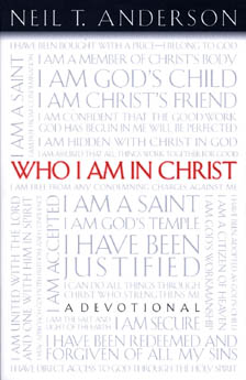 Who I Am in Christ Devotional