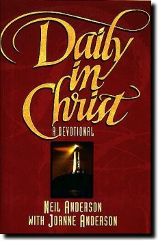 Daily in Christ Devotional